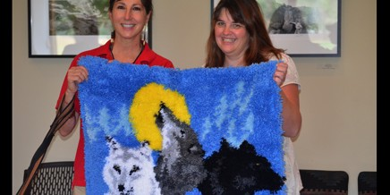 A Rug for the Raffle